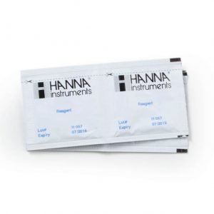Hanna Powdered Reagent Sachets