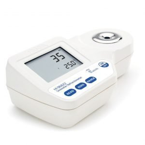 Digital Refractometer for Seawater Analysis - HI96822 $385.28 1 Add to Cart Please note - All prices are inclusive of GST and not all items are stock items, if you require an immediate solution please contact us today.