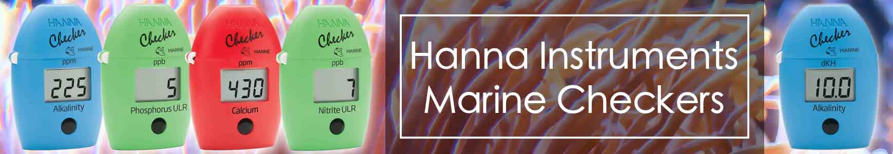 View the full range of Hanna Marine Colorimeters